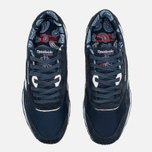 Кроссовки Reebok x Hundreds Classic Nylon Affiliates Navy/White/Riot Red фото- 4