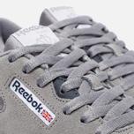 Мужские кроссовки Reebok Classic Nylon Platinum/Blue фото- 5