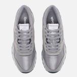 Мужские кроссовки Reebok Classic Nylon Platinum/Blue фото- 4