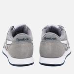 Мужские кроссовки Reebok Classic Nylon Platinum/Blue фото- 3