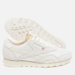 Мужские кроссовки Reebok Classic Nylon Premium Chalk/Paperwhite/Antique Copper фото- 2