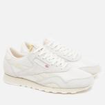 Мужские кроссовки Reebok Classic Nylon Premium Chalk/Paperwhite/Antique Copper фото- 1