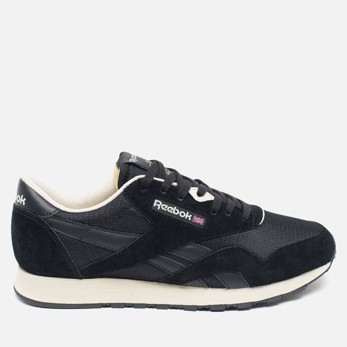 Мужские кроссовки Reebok Classic Nylon Premium Suede Pack Chalk/Paperwhite/Antique Copper