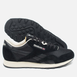 Мужские кроссовки Reebok Classic Nylon Premium Suede Pack Chalk/Paperwhite/Antique Copper фото- 2