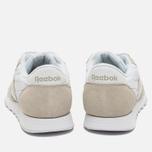 Мужские кроссовки Reebok Classic Nylon White/Light Grey фото- 3