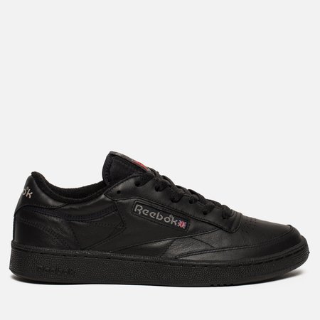 Мужские кроссовки Reebok Club C 85 Archive Black/Carbon/Excelle