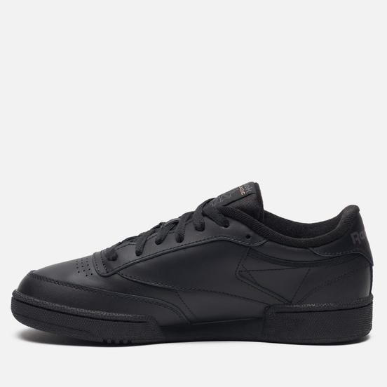 Мужские кроссовки Reebok Club C 85 Black/Charcoal