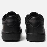 Мужские кроссовки Reebok Club C 85 Black/Charcoal фото- 3