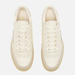 Reebok Club C 85 Butter Soft Pack Olympic Men's Sneakers Creme/Washed Yellow photo- 4