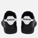 Мужские кроссовки Reebok Club C 85 EL Black/White фото- 3