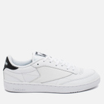 Reebok Club C 85 EL Men's Sneakers White/Black photo- 0