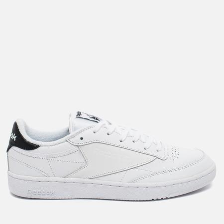 Мужские кроссовки Reebok Club C 85 EL White/Black