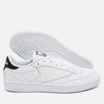 Reebok Club C 85 EL Men's Sneakers White/Black photo- 2