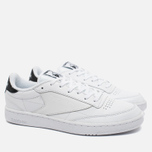 Reebok Club C 85 EL Men's Sneakers White/Black photo- 1