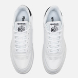 Reebok Club C 85 EL Men's Sneakers White/Black photo- 4