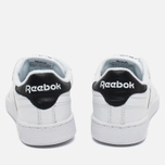 Reebok Club C 85 EL Men's Sneakers White/Black photo- 3