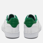 Кроссовки Reebok Club C 85 EL White/Glen Green фото- 5