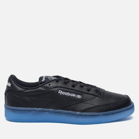 Мужские кроссовки Reebok Club C 85 Ice Black/White/Ice