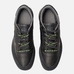 Мужские кроссовки Reebok Club C 85 MU Black/True Grey/Neon Lime фото- 5