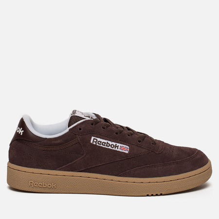 Мужские кроссовки Reebok Club C 85 MU Lush Earth/Black/Gum