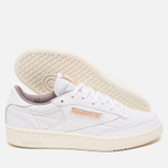 Кроссовки Reebok Club C 85 Perforated White/Beach Stone/Chalk фото- 2