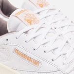Кроссовки Reebok Club C 85 Perforated White/Beach Stone/Chalk фото- 5