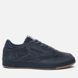 Мужские кроссовки Reebok Club C 85 Seasonal Gum Pack Smoky Indigo/White/Gum фото- 0