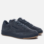 Мужские кроссовки Reebok Club C 85 Seasonal Gum Pack Smoky Indigo/White/Gum фото- 1