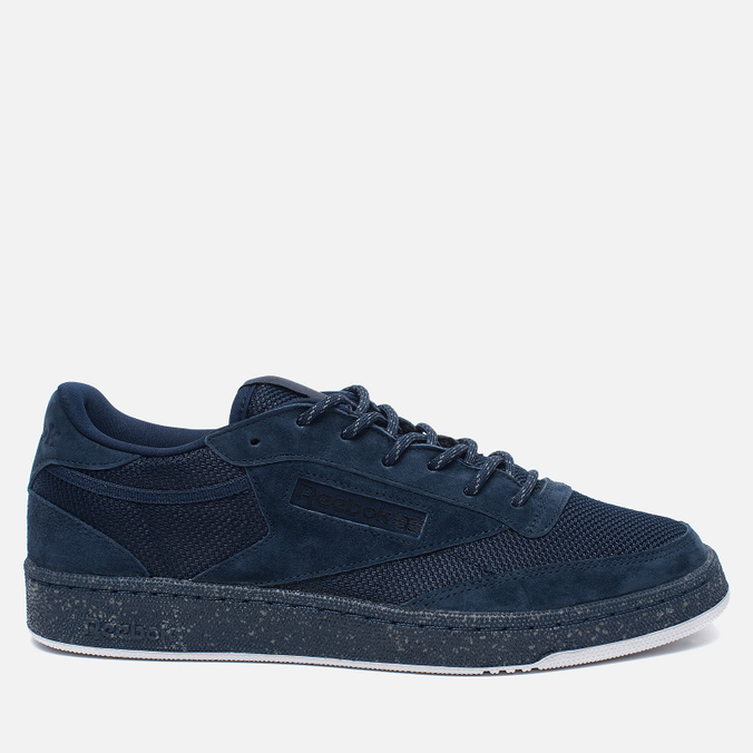 Кроссовки Reebok Club C 85 ST Collegiate Navy/White