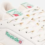Мужские кроссовки Reebok Club C 85 Vintage Chalk/Paper White/Green фото- 5
