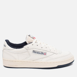 Мужские кроссовки Reebok Club C 85 Vintage Chalk/Peperwhite фото- 0