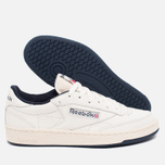 Мужские кроссовки Reebok Club C 85 Vintage Chalk/Peperwhite фото- 2