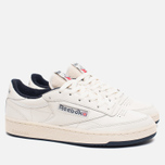Мужские кроссовки Reebok Club C 85 Vintage Chalk/Peperwhite фото- 1