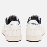 Мужские кроссовки Reebok Club C 85 Vintage Chalk/Peperwhite фото- 3
