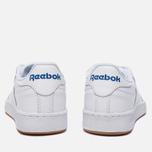 Мужские кроссовки Reebok Club C 85 White/Royal/Gum фото- 3