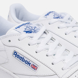 Мужские кроссовки Reebok Club C 85 White/Royal/Gum фото- 5
