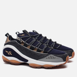 Мужские кроссовки Reebok DMX Run 10 OG Black/White/Weed Brown/Blue фото- 2