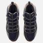 Мужские кроссовки Reebok DMX Run 10 OG Black/White/Weed Brown/Blue фото - 1