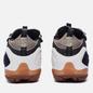 Мужские кроссовки Reebok DMX Run 10 OG Black/White/Weed Brown/Blue фото - 2