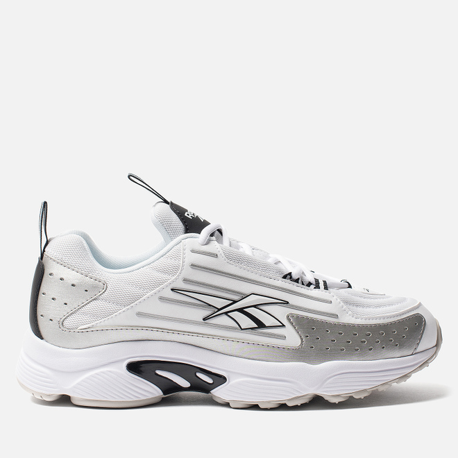 Мужские кроссовки Reebok DMX Series 2K White/Black/Skull Grey