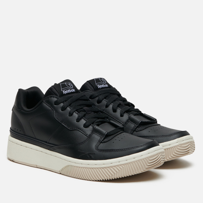 Мужские кроссовки Reebok Dual Court Black/Black/Chalk/Stucco