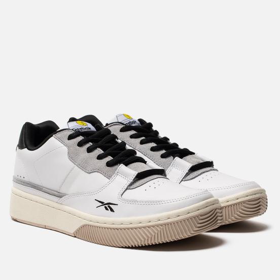 Мужские кроссовки Reebok Dual Court Black/White/Cold Grey
