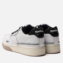 Мужские кроссовки Reebok Dual Court Black/White/Cold Grey фото- 1