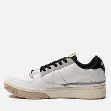 Мужские кроссовки Reebok Dual Court Black/White/Cold Grey фото- 3