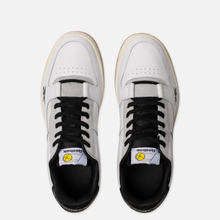 Мужские кроссовки Reebok Dual Court Black/White/Cold Grey фото- 5