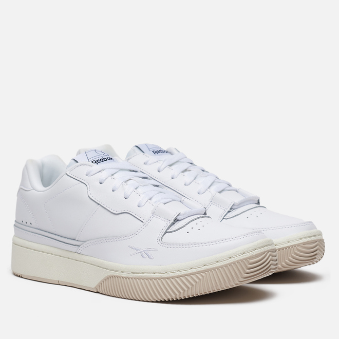 Мужские кроссовки Reebok Dual Court White/Chalk/Stucco