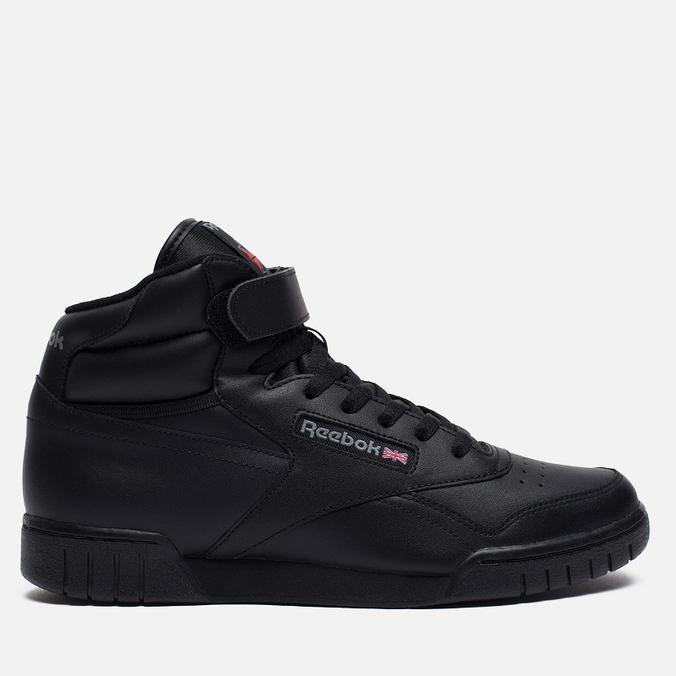 Мужские кроссовки Reebok Ex-O-Fit Hi Black