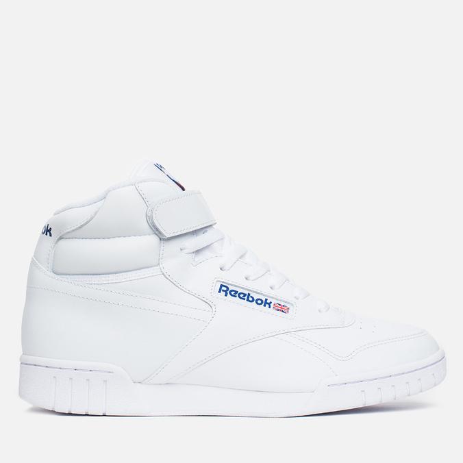 Мужские кроссовки Reebok Ex-O-Fit Hi White