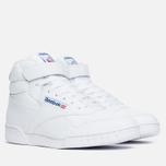 Мужские кроссовки Reebok Ex-O-Fit Hi White фото- 1