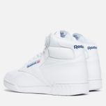 Мужские кроссовки Reebok Ex-O-Fit Hi White фото- 2